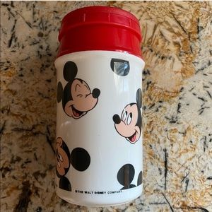 Vintage Mickey Mouse bottle